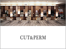 CUT&PERMのイメージ